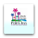 Atlantic Ocean Palm logo
