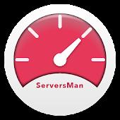 ServersMan SIM LTE用速度制御アプリ