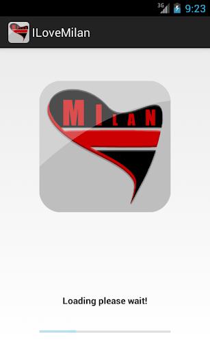 I Love Milan Calcio