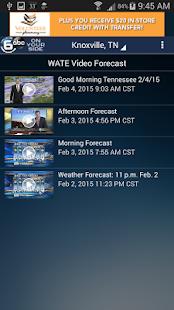 Knoxville Wx - screenshot thumbnail