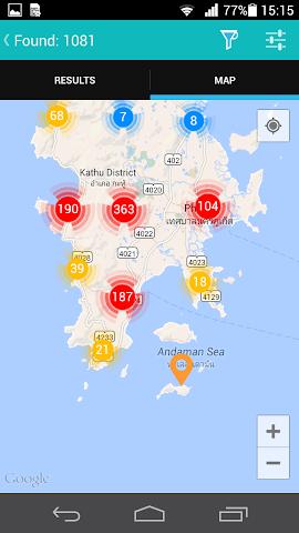 Screenshot 2 Hotels