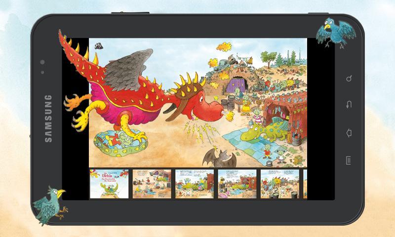 Die Olchis - Ein Drachenfest – Screenshot