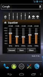 Audio Fx Widget Screenshot 3