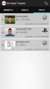 EA Stats Tracker Pro