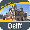 Delft Offline Map Guide icon