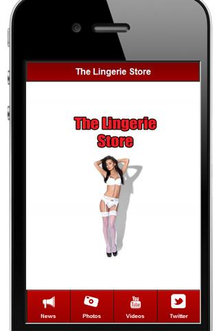The Lingerie Store - screenshot