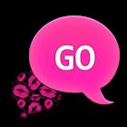 GO SMS - XoXo Sky 2 icon