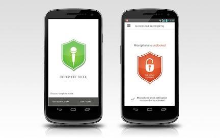 Mic Block - Anti spy & malware Screenshot 29