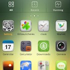 Dust Beta Go Launcher Ex Theme icon