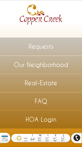 【免費生產應用App】Copper Creek-APP點子