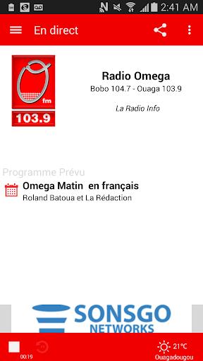 Radio Omega Officielle
