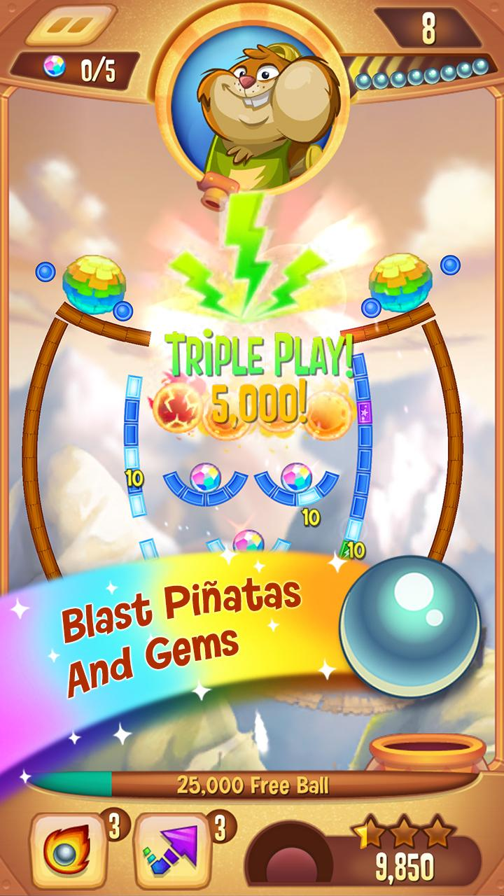 Peggle Blast screenshot #5