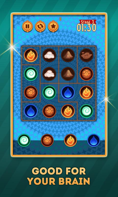 Elemental - Alchemy Puzzle- screenshot
