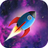 Doodle Rocket FLY