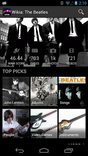 Wikia: The Beatles