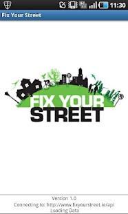Fix Your Street (Ireland)- screenshot thumbnail
