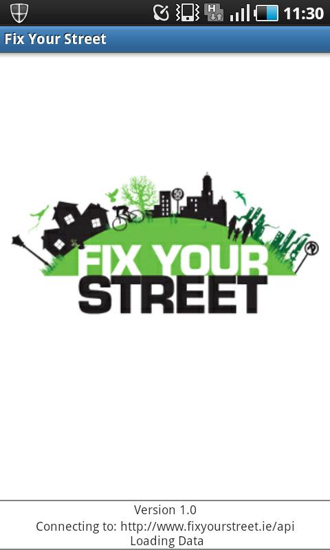 Fix Your Street (Ireland)- screenshot