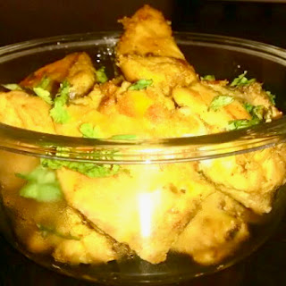 Chicken Roast with Coconut Recipe - Chicken Roast Kerala Style Recipe
