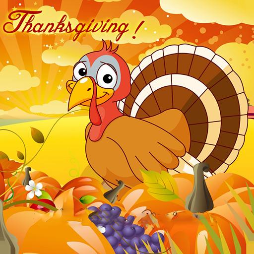 Thanksgiving Theme HD LOGO-APP點子
