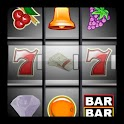 Lucky slot logo