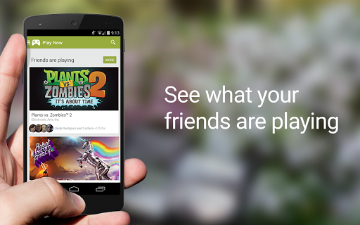 Google Play Игры screenshot