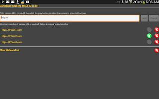 Screenshot of BT Bot Control