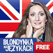 Blondynka na językach FREE