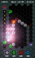 Screenshot of HexDefense Free
