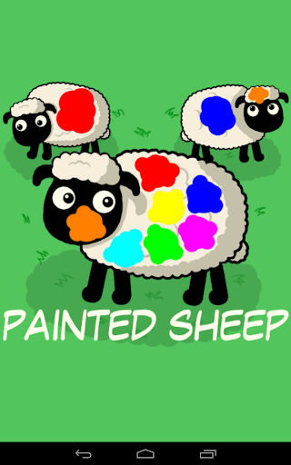 Painted Sheep