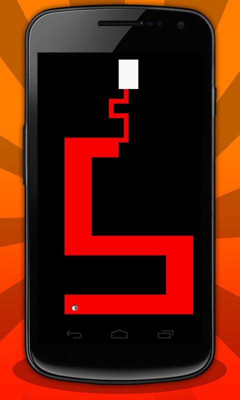 Scary Maze for Android- screenshot