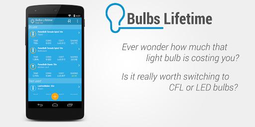 Light Bulbs Lifetime