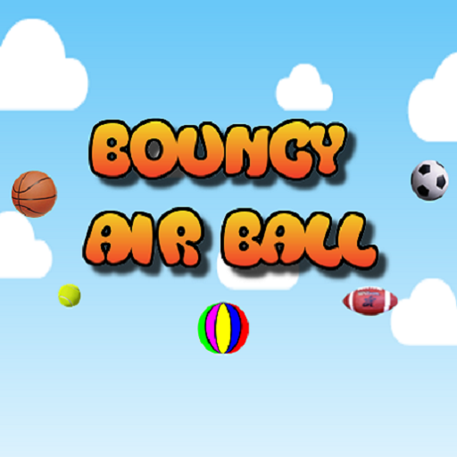 Bouncy Air Ball