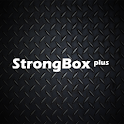 StrongBox plus Media Vault logo
