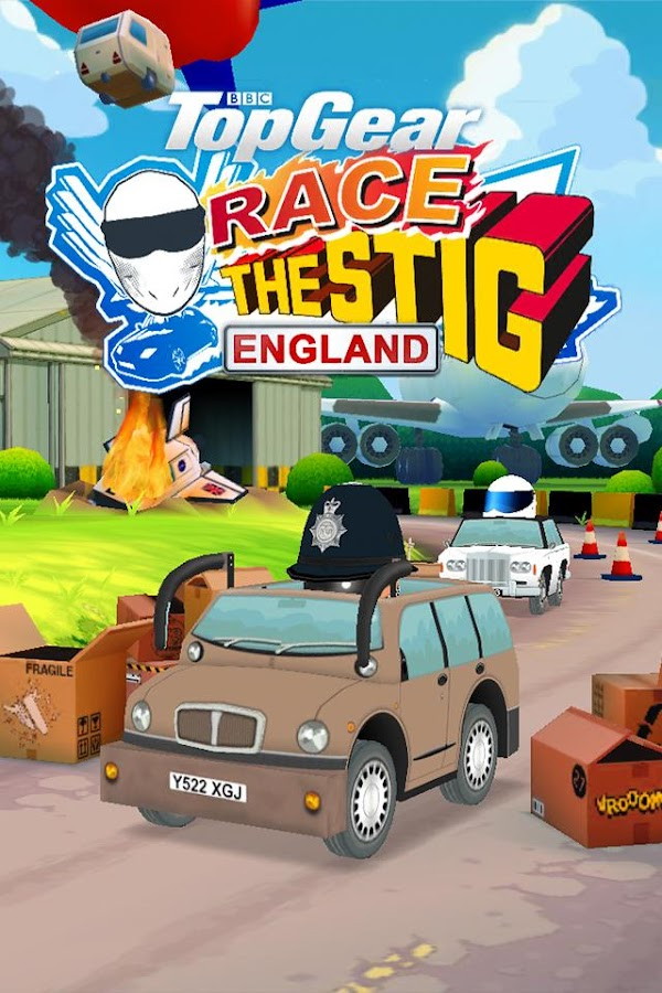 Top Gear : Race the Stig - screenshot
