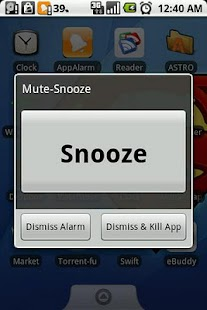 AppAlarm LITE - screenshot thumbnail