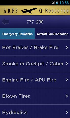 ARFF Q-Response Screenshot
