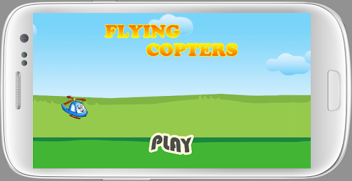 Flying Copters