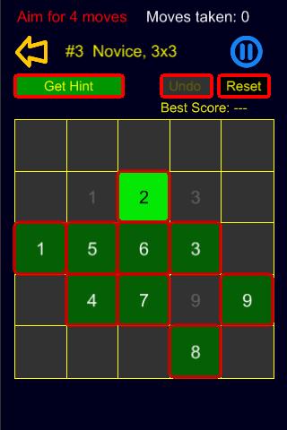 【免費解謎App】Think Blocks Free-APP點子