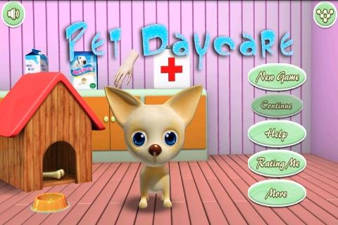 Pet Daycare - screenshot
