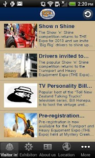 Visitor App for THE Expo- screenshot thumbnail