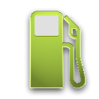 Mileage Light icon