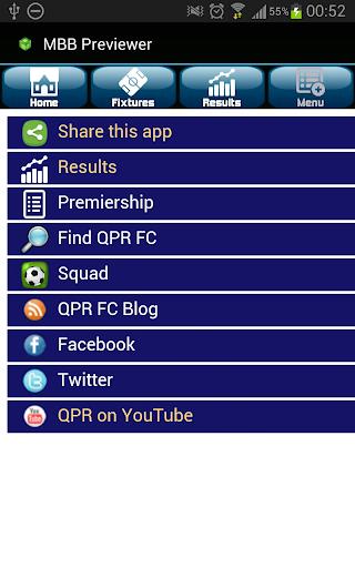 【免費運動App】QPR FC Mobi-APP點子