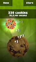 Screenshot of Cookie Tapper