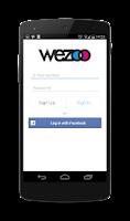 Screenshot of Wezoo - Chat, Flirt, Dating