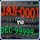 All Year Calendar icon