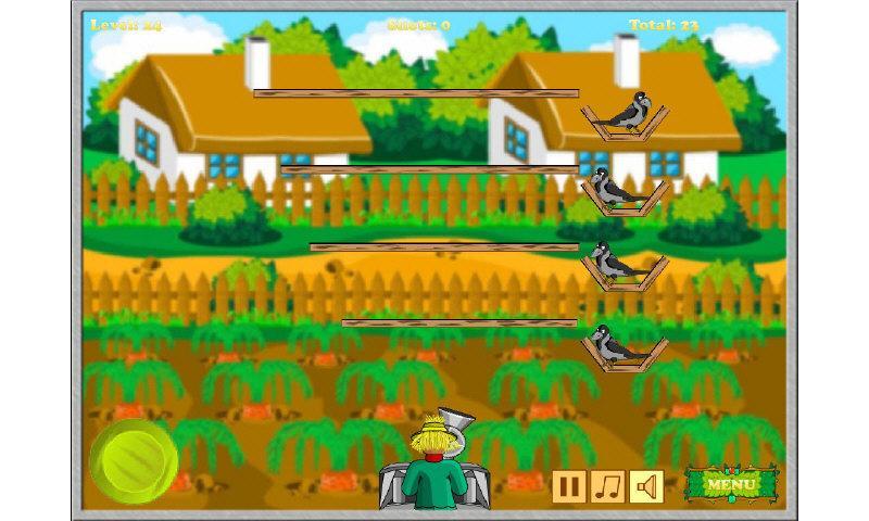 Garden Defender- screenshot