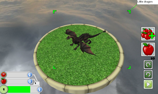 Pocket Dragon Pet 3D
