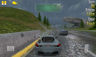 Screenshot of Highway Racer : No Limit