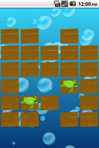 Ocean Match'em FREE- screenshot