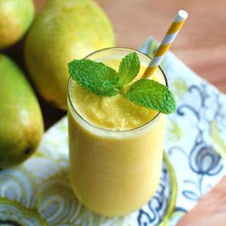 Green Mango Shake/Smoothie